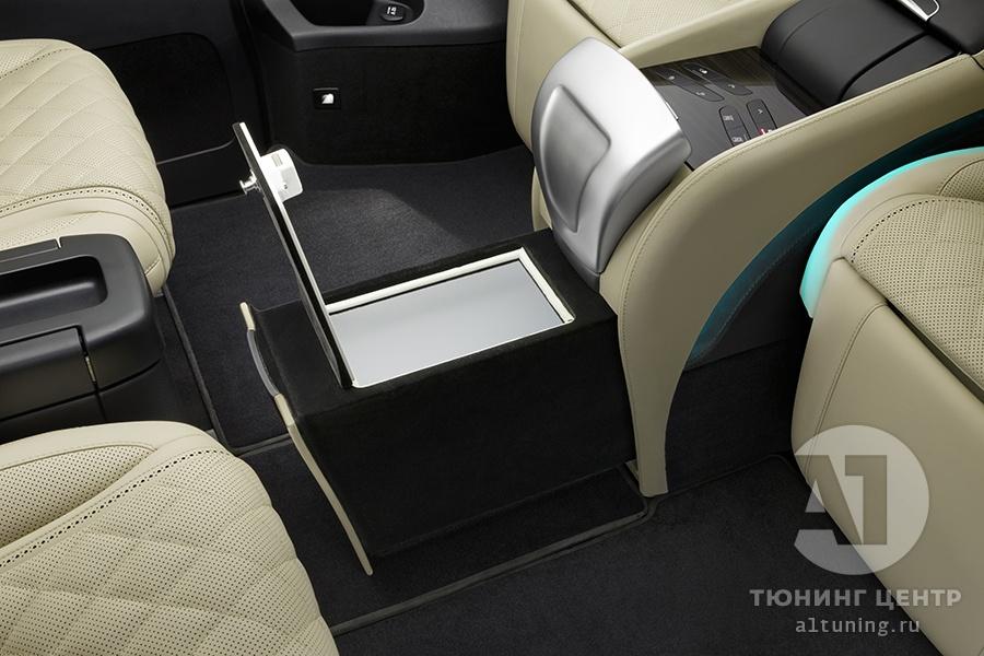 Тюнинг Mercedes Benz V-Class Chairman. Фото 2, А1 Авто