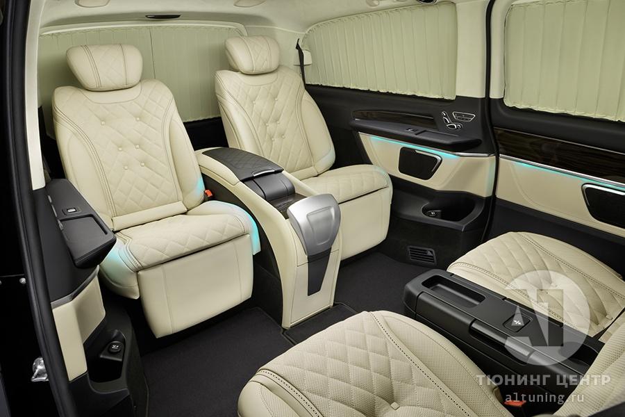Тюнинг Mercedes Benz V-Class Chairman. Фото 1, A1 Auto