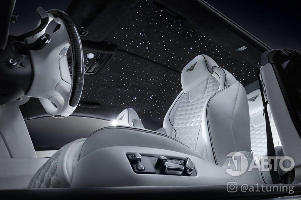Звездное небо в автомобиль. Фото. А1 Авто