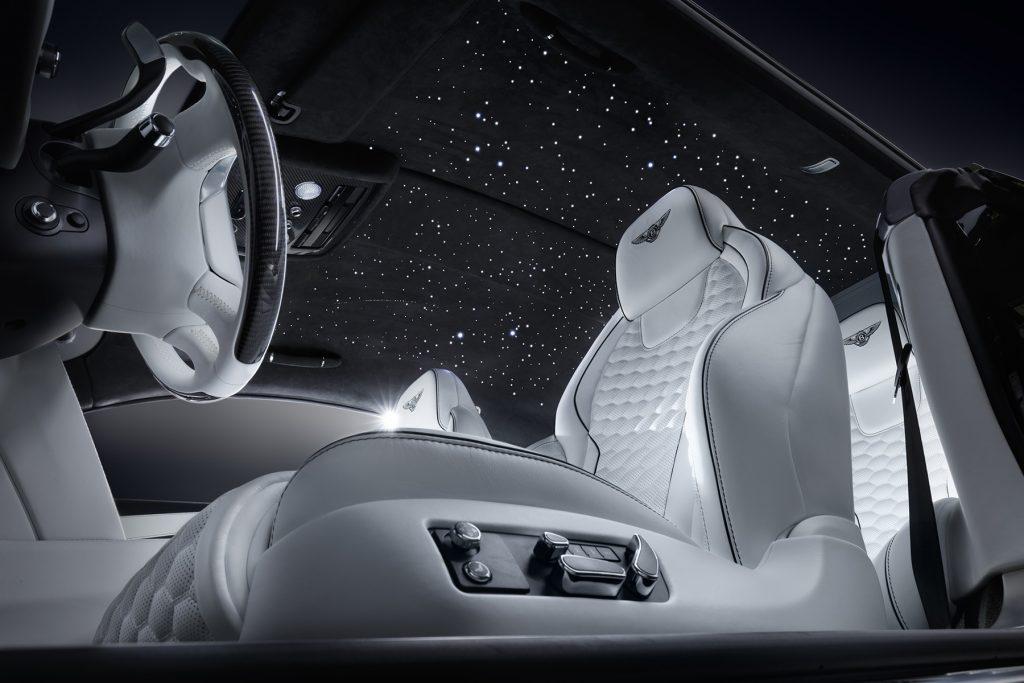Тюнинг салона Bentley Continental GT V8 S Mulliner. Фото 6, А1 Авто
