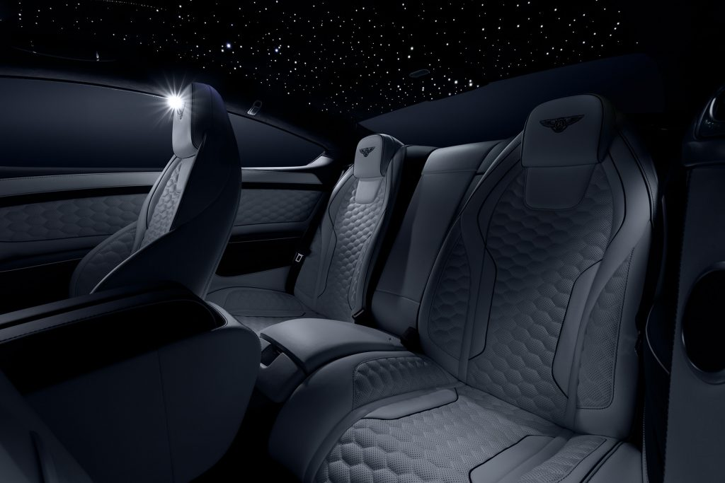 Тюнинг салона Bentley Continental GT V8 S Mulliner. Фото 5, А1 Авто