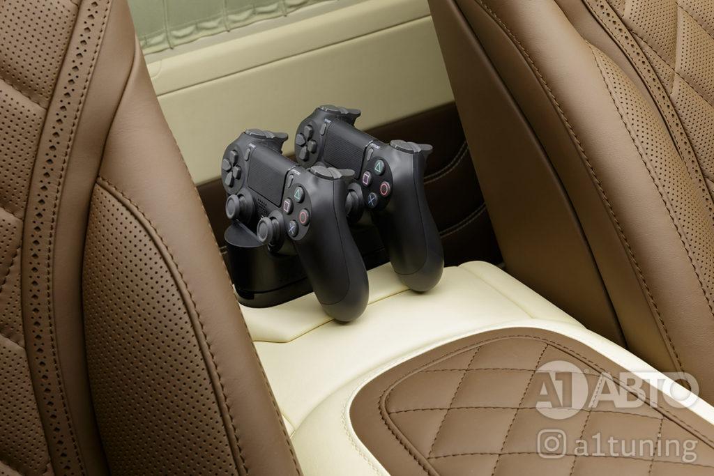Установка PlayStation в автомобиль. А1 Авто
