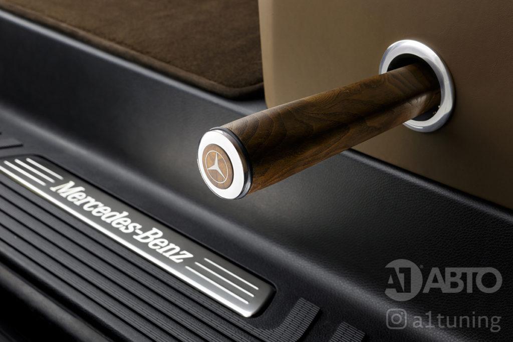 Тюнинг салона Mercedes-Benz V-VIP фото 1, А1 Авто