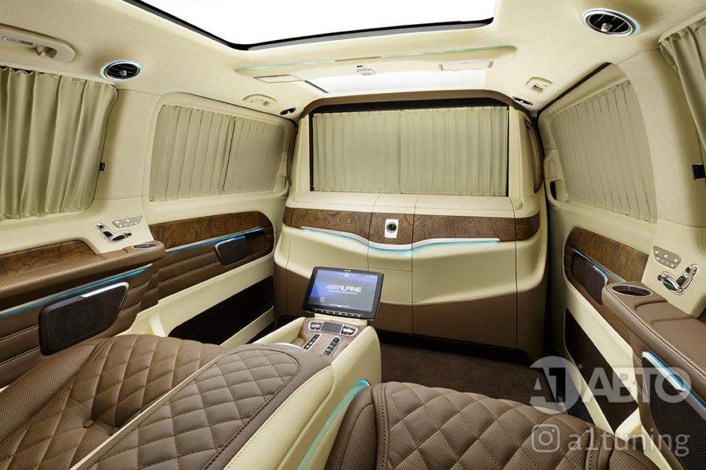 Фото салона Mercedes-Benz V-VIP. A1 Auto