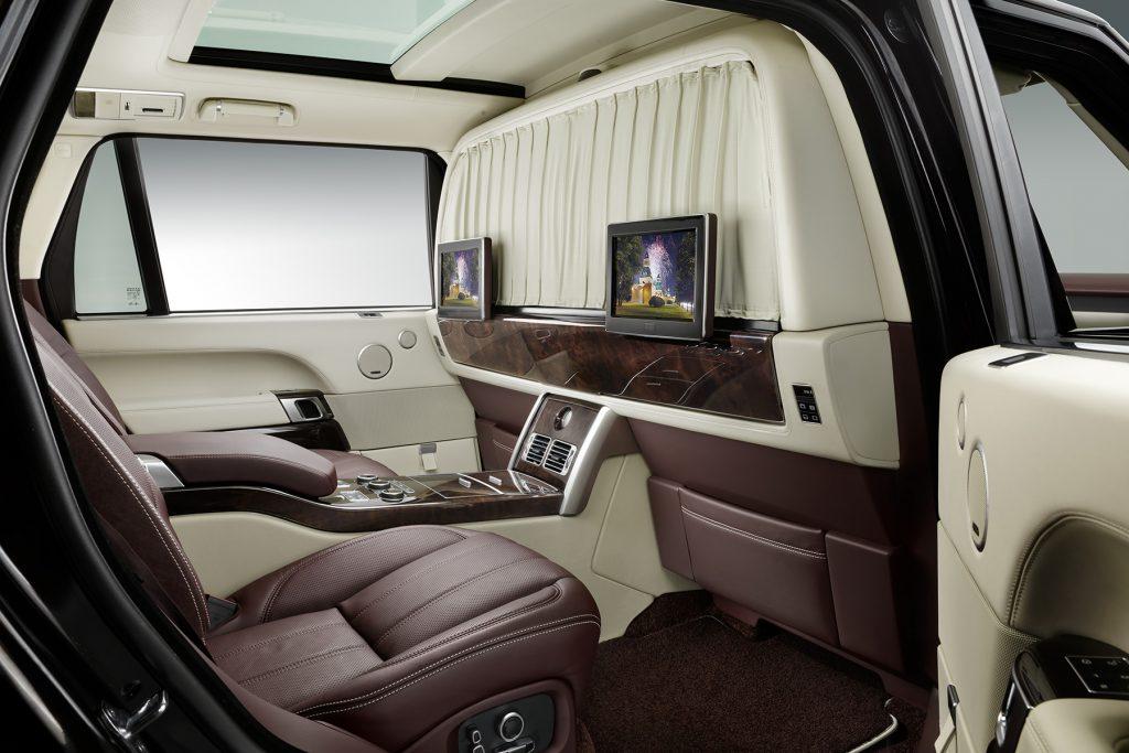 Тюнинг Range Rover. Фото 1, А1 Авто