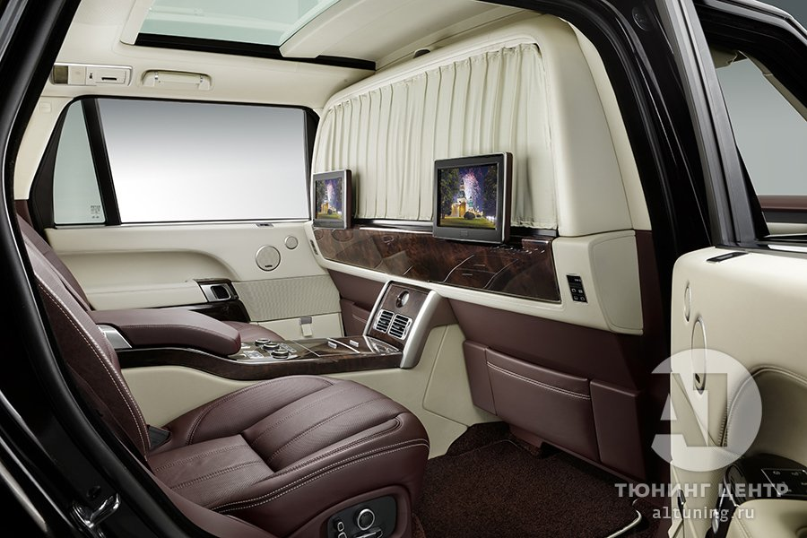 Кожаный салон  Range Rover фото 1, А1 Авто