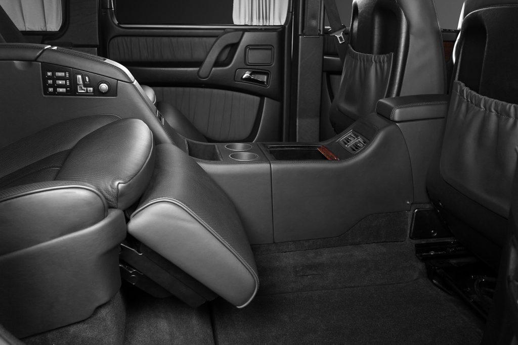Тюнинг салона Mercedes Benz G-Class. Фото 5, A1 Тюнинг Центр