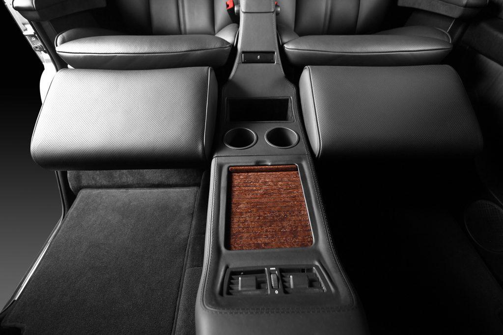Тюнинг салона Mercedes Benz G-Class. Фото 3, A1 Тюнинг Центр