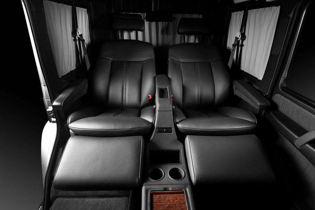 Тюнинг салона Mercedes Benz G-Class. Фото 2, A1 Тюнинг Центр