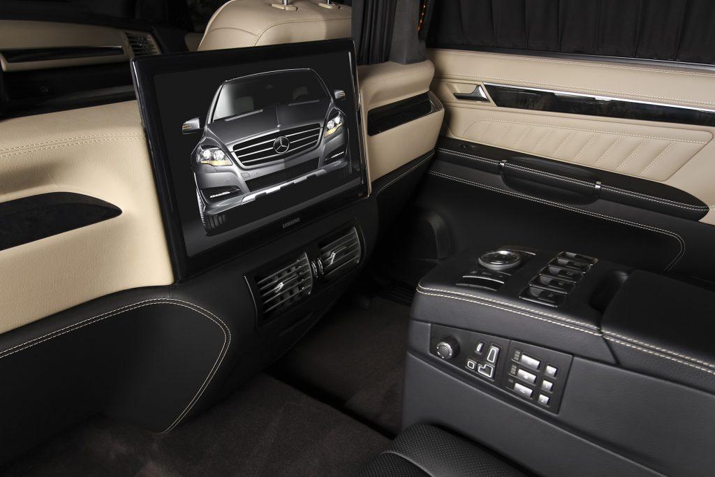 Тюнинг Mercedes Benz R-Class. Фото 8, A1 Тюнинг Центр