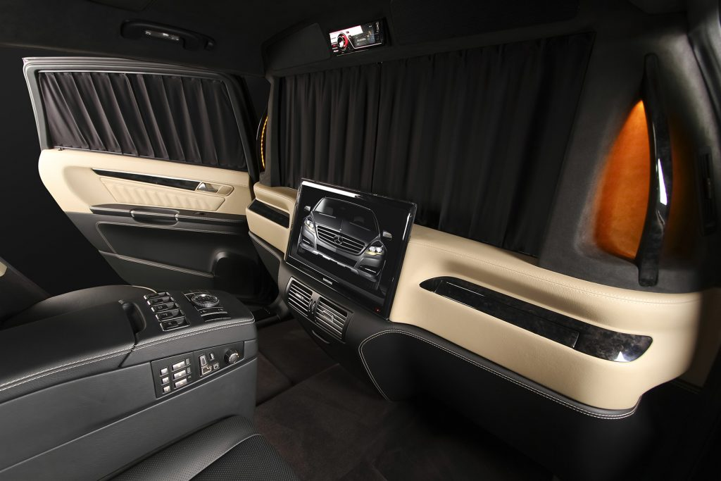 Тюнинг салона Mercedes Benz R-Class. Фото 1, A1 Тюнинг Центр
