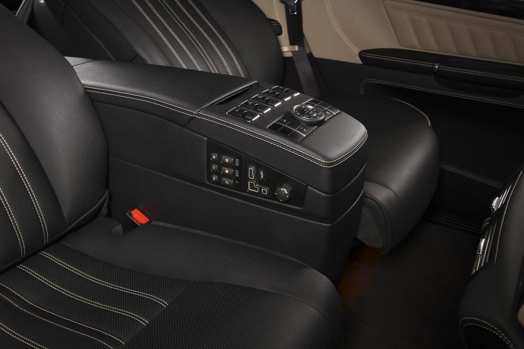 Тюнинг салона Mercedes Benz R-Class. Фото 7, A1 Тюнинг Центр