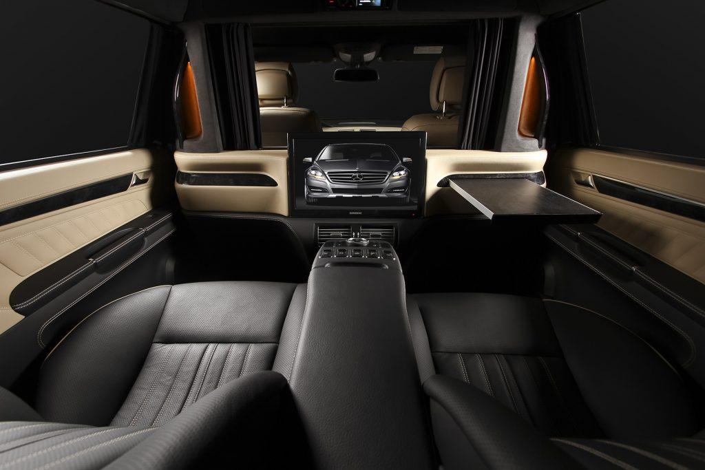 Тюнинг Mercedes Benz R-Class. Фото 6, A1 Тюнинг Центр