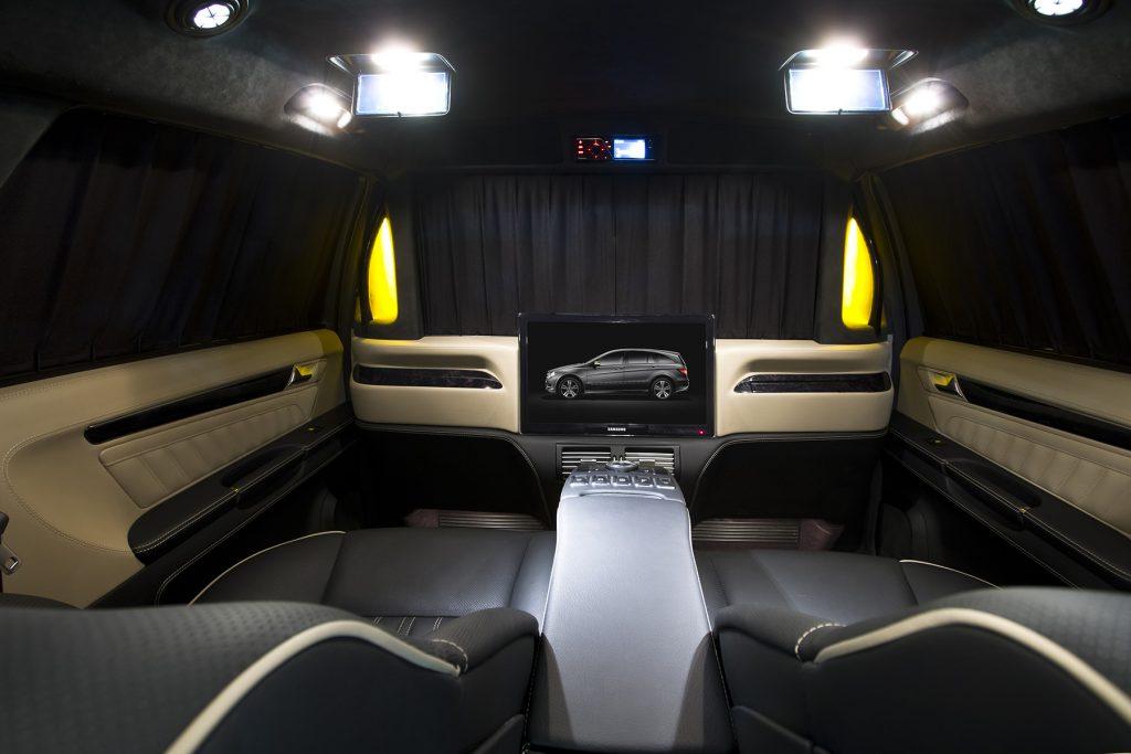 Тюнинг Mercedes Benz R-Class. Фото 7, A1 Тюнинг Центр
