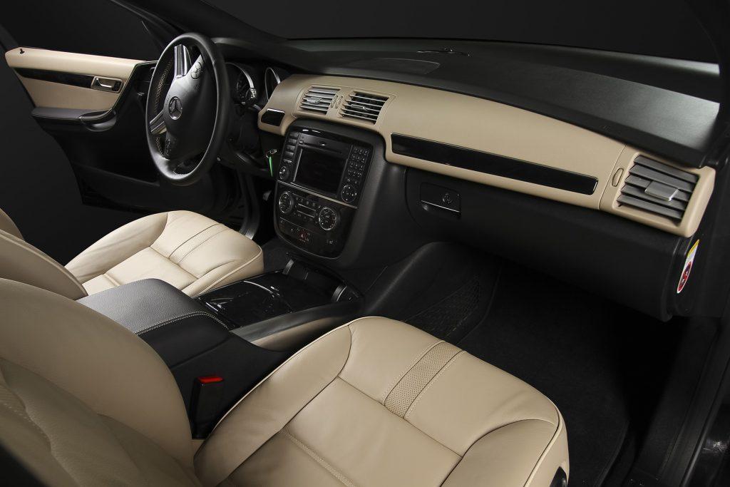 Тюнинг салона Mercedes Benz R-Class. Фото 8, A1 Тюнинг Центр