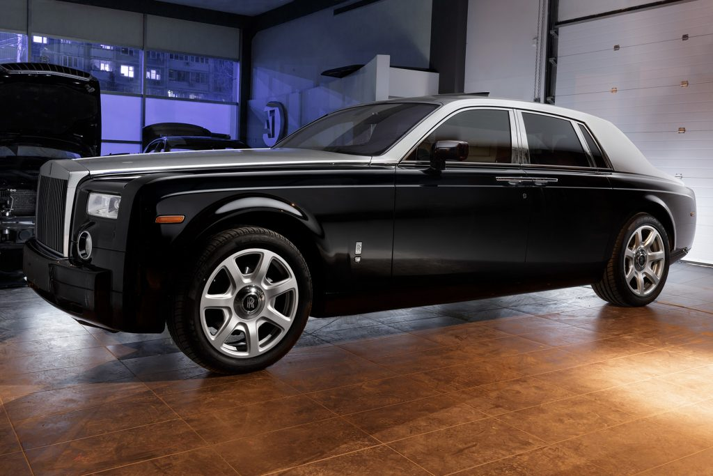 Тюнинг Rolls Royce Phantom. Фото 1, А1 Авто