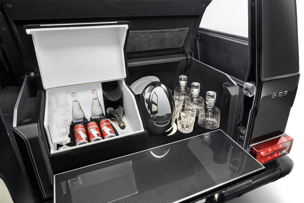 Тюнинг салона Mercedes Benz G-Class. Фото 1, А1 Авто