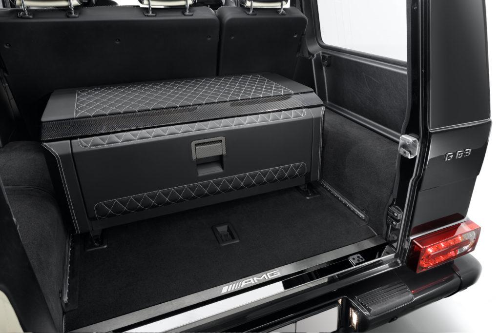Системы хранения в багажник автомобиля