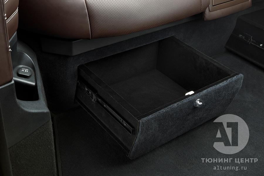 Тюнинг салона Mercedes Benz V-Class. Фото 3, А1 Авто