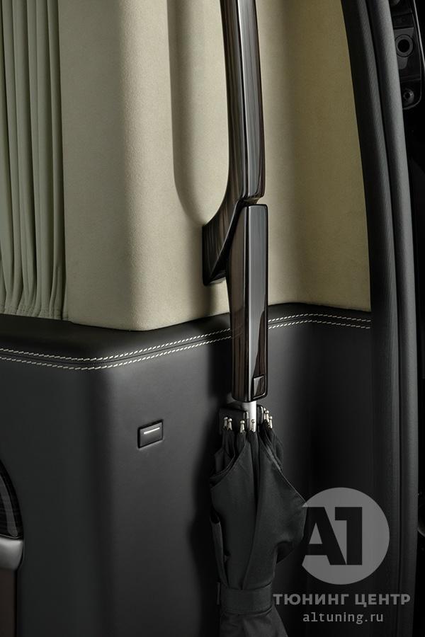 Тюнинг салона Mercedes Benz V-Class. Фото 4, А1 Авто