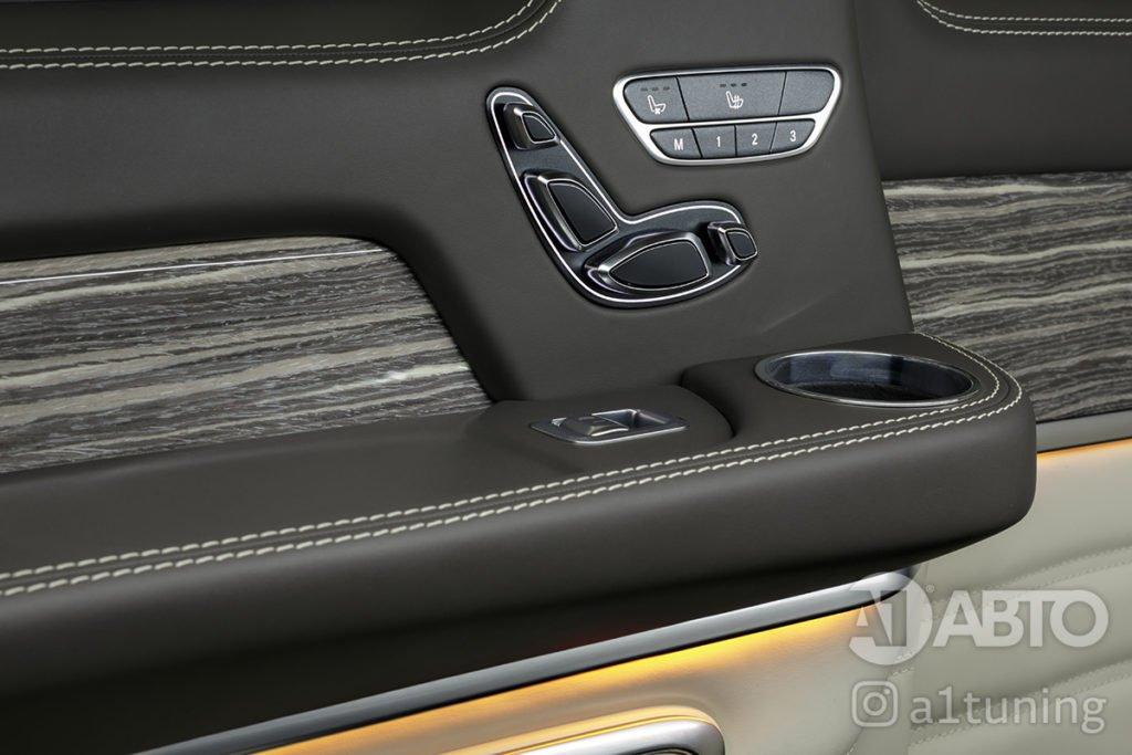 Салон Mercedes Benz Viano VIP фото 8, А1 Auto