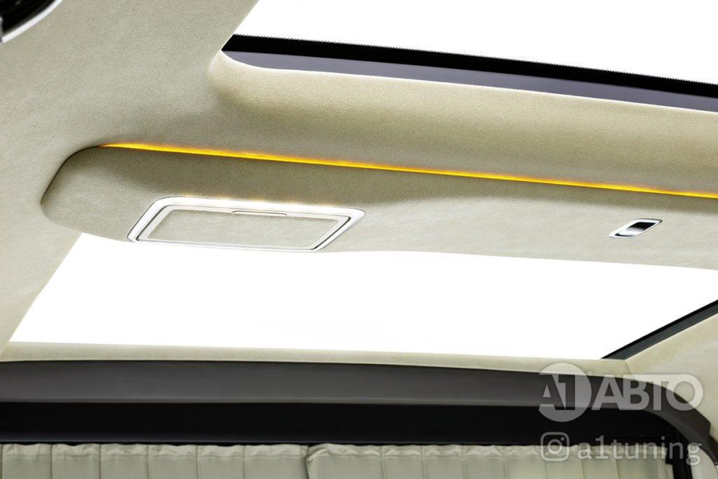Салон Mercedes Benz Viano VIP фото 3, А1 Auto