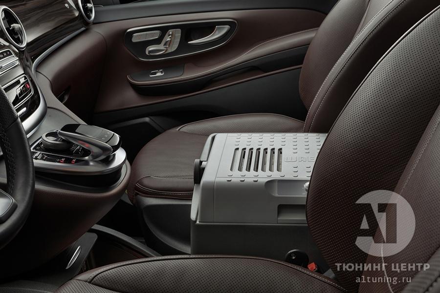 Тюнинг салона Mercedes Benz V-Class. Фото 7, А1 Авто