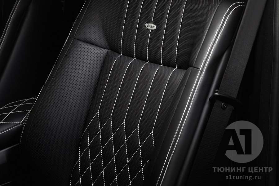 Тюнинг салона Mercedes Benz G-Class. Фото 13, А1 Авто