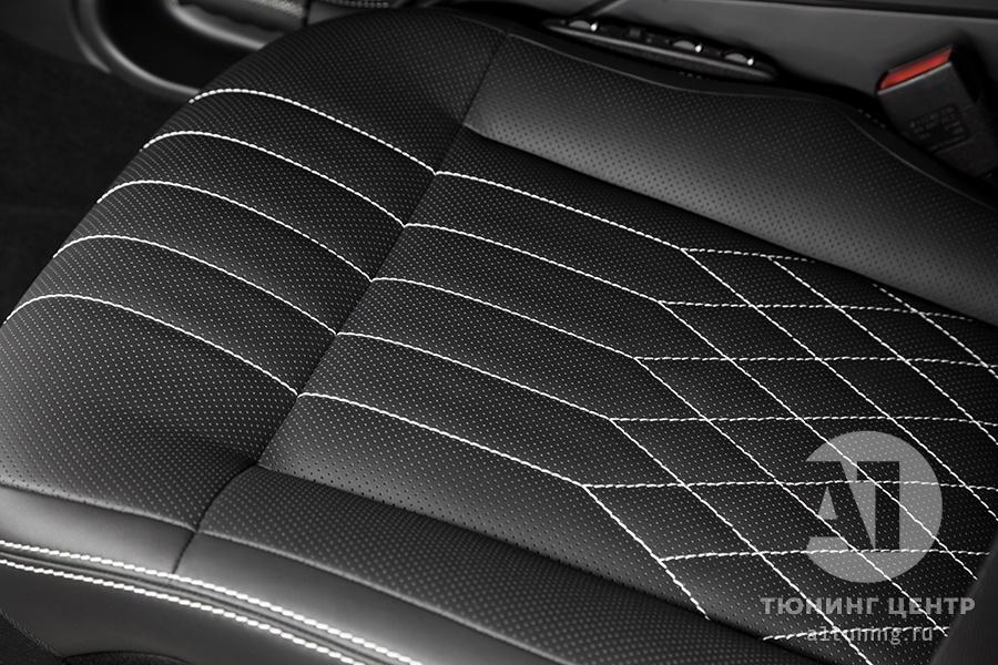 Тюнинг салона Mercedes Benz G-Class. Фото 15, А1 Авто
