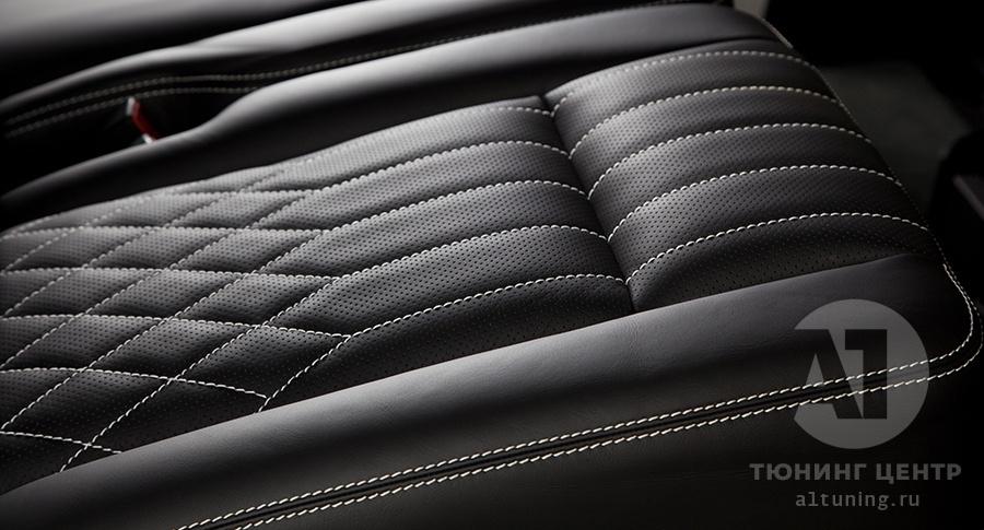 Тюнинг Mercedes Benz G-Class. Фото 3, А1 Авто