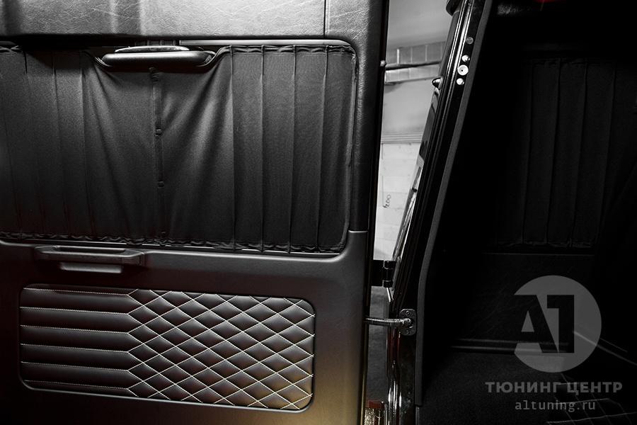 Тюнинг Mercedes Benz G-Class. Фото 5, А1 Авто