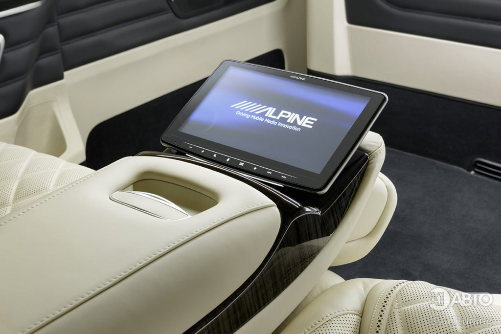 Тюнинг салона Cалон Mercedes Benz V-Class Buisness Jet. Фото 5, А1 Авто