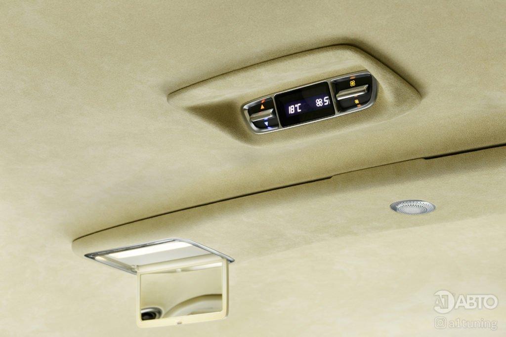 Салон Mercedes Benz V-Class Buisness Jet фото 1, А1 Auto