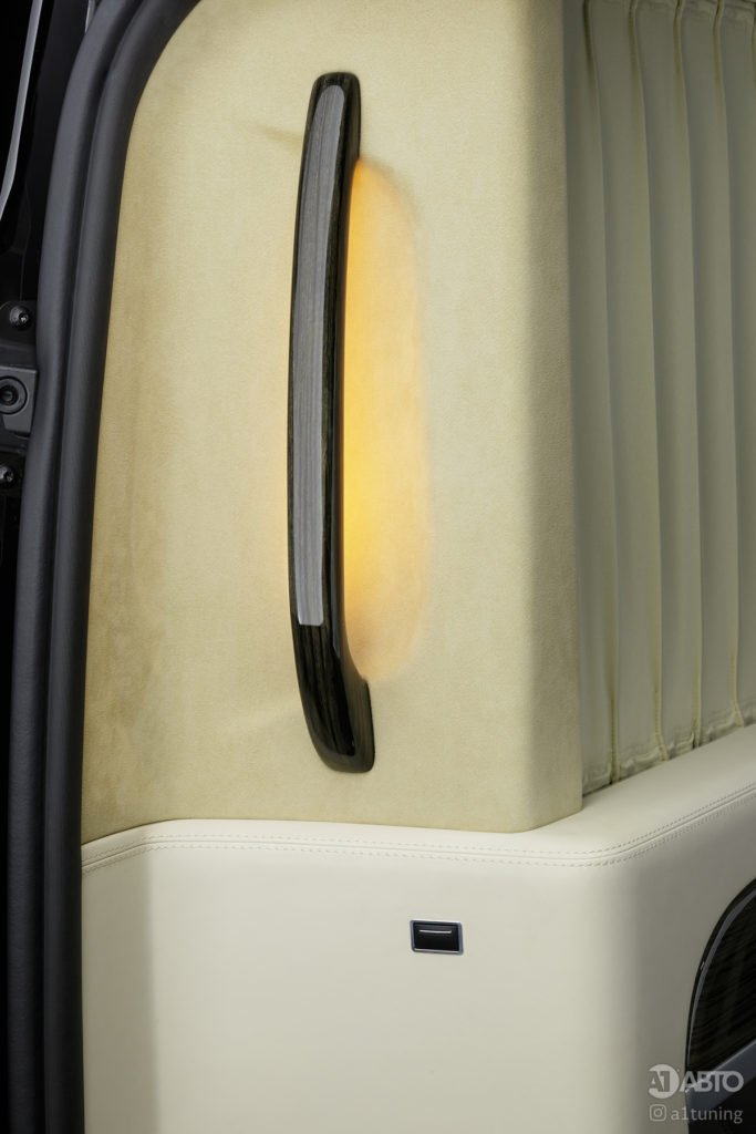 Салон Mercedes Benz V-Class Buisness Jet фото 5, А1 Auto