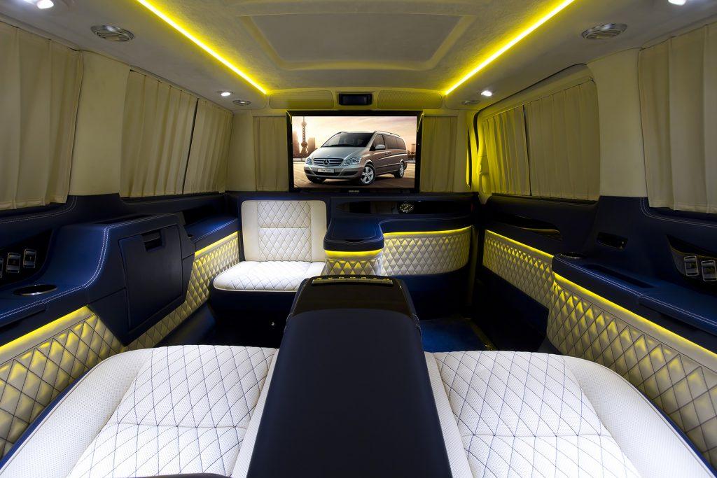 Тюнинг Mercedes Benz Viano VIP. Фото 1, A1 Тюнинг Центр