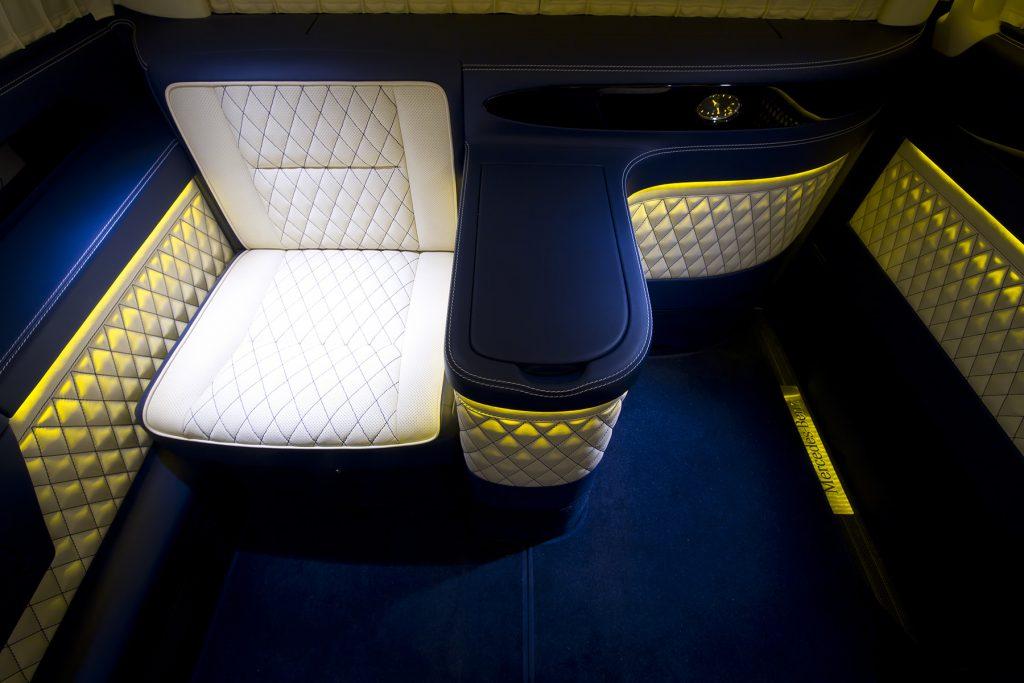 Тюнинг Mercedes Benz Viano VIP. Фото 11, A1 Тюнинг Центр