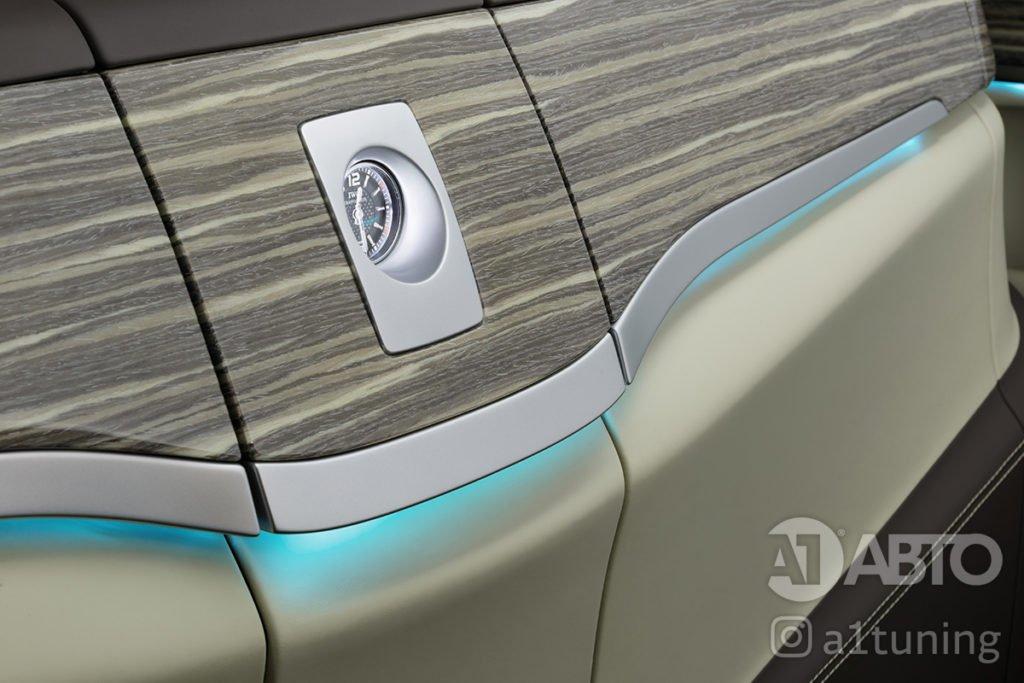 Cалон Mercedes Benz V-VIP. Фото 10, А1 Авто.