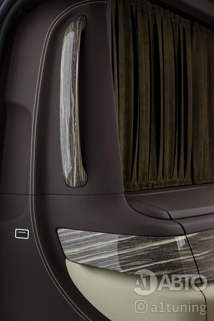 Cалон Mercedes Benz V-VIP. Фото 11, А1 Авто.