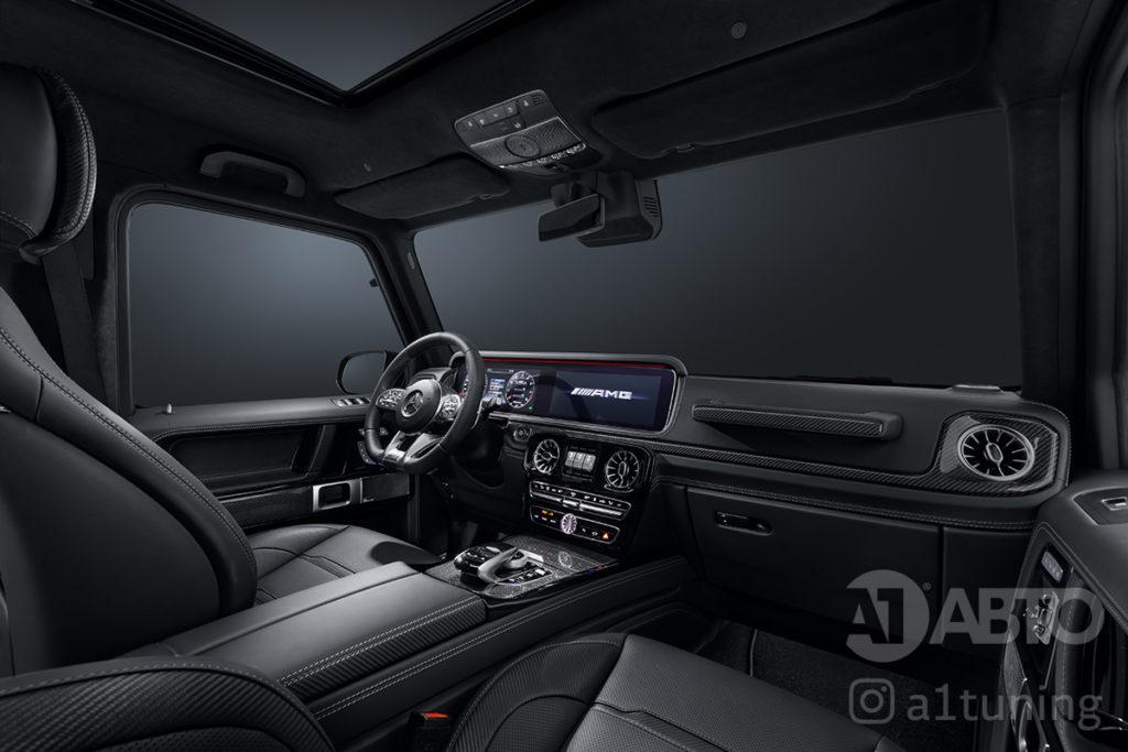 Cалон Mercedes Benz G-Class. Фото 2, А1 Авто.