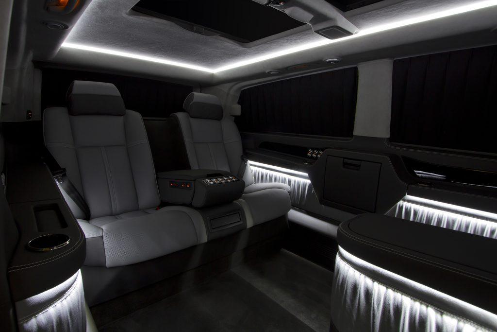 Тюнинг салона Mercedes Benz Viano VIP. Фото 2, A1 Тюнинг Центр