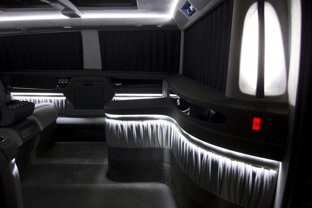 Тюнинг салона Mercedes Benz Viano VIP. Фото 1, A1 Тюнинг Центр
