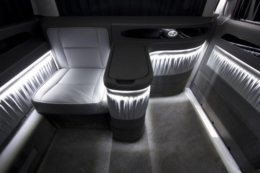 Тюнинг салона Mercedes Benz Viano VIP. Фото 4, A1 Тюнинг Центр