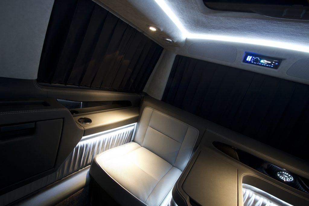 Тюнинг салона Mercedes Benz Viano VIP. Фото 3, A1 Тюнинг Центр