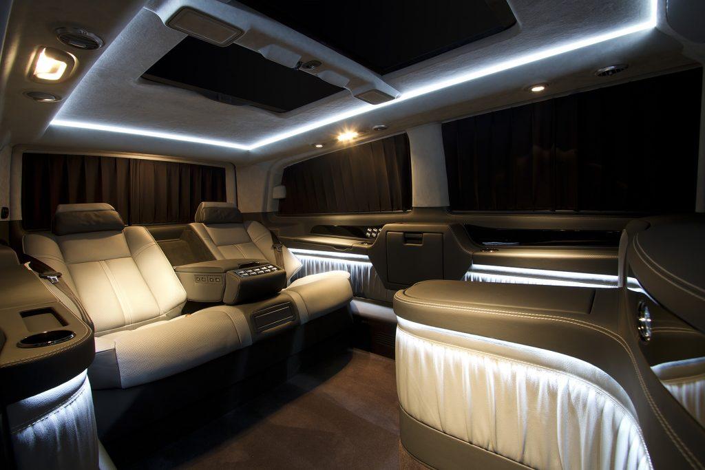 Тюнинг Mercedes Benz Viano VIP. Фото 2, A1 Тюнинг Центр
