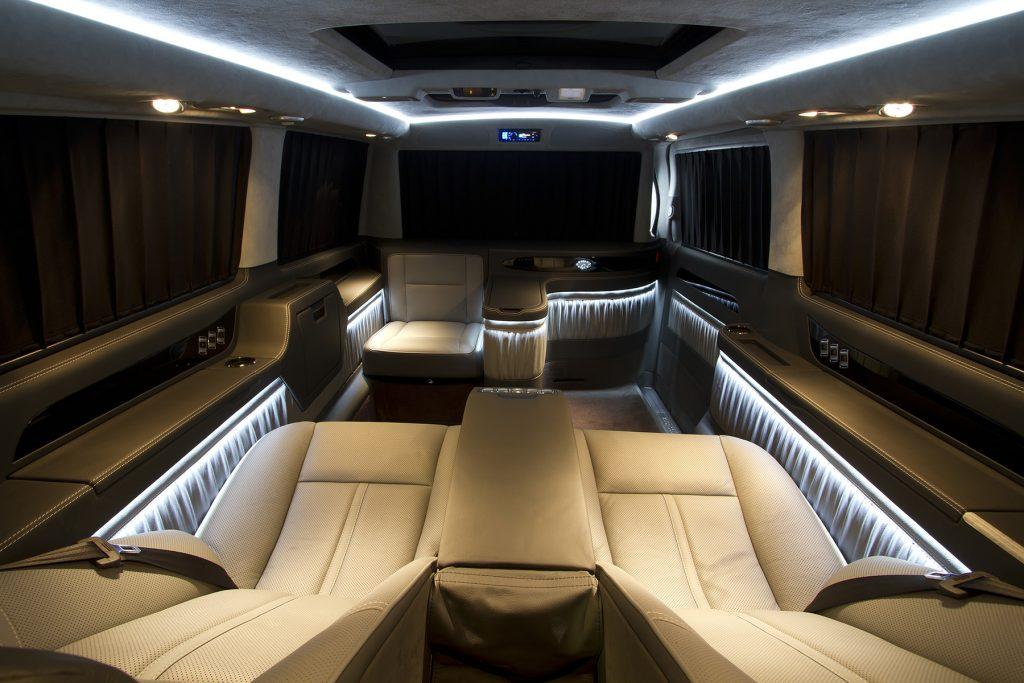 Тюнинг Mercedes Benz Viano VIP. Фото 3, A1 Тюнинг Центр