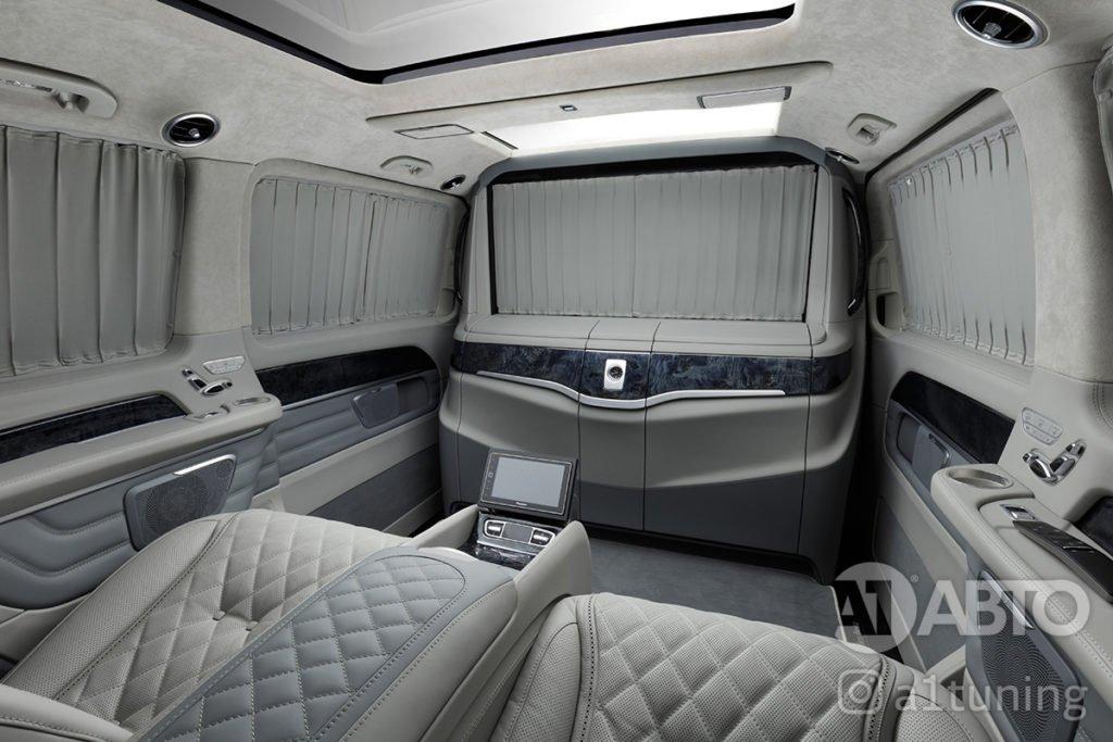 Салон Mercedes Benz V-Class фото 2, А1 Auto