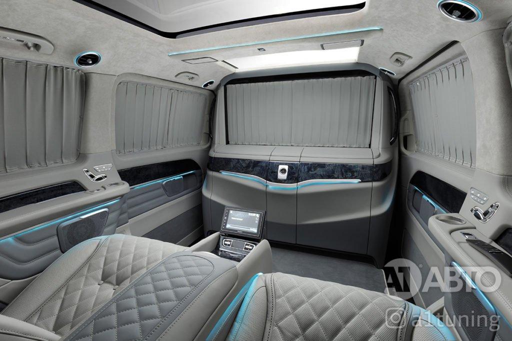 Салон Mercedes Benz V-Class фото 5, А1 Авто