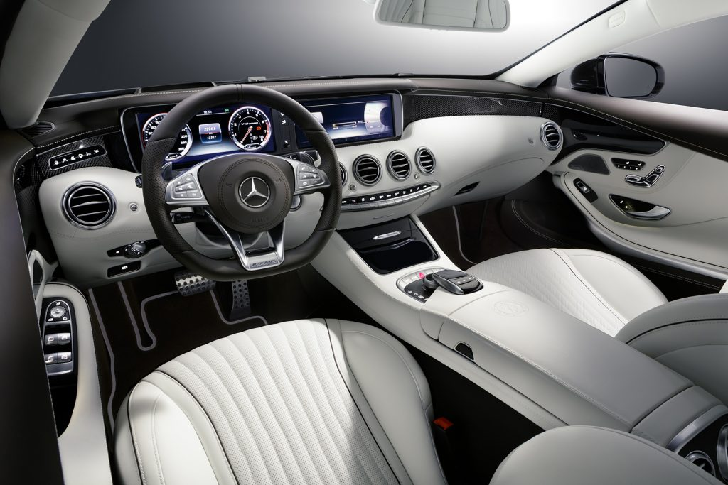 Cалон Mercedes-AMG S65 Coupe. Фото 1, А1 Авто.