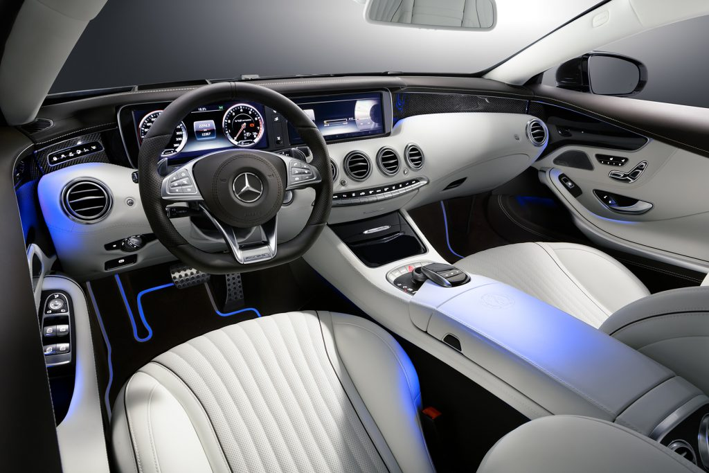 Cалон Mercedes-AMG S65 Coupe. Фото 2, А1 Авто.