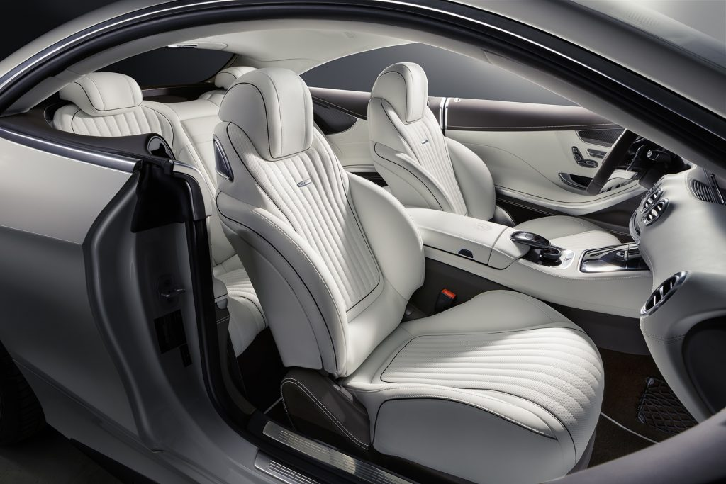 Cалон Mercedes-AMG S65 Coupe. Фото 5, А1 Авто.